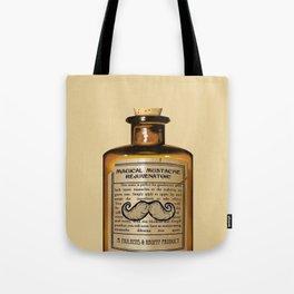 Magical Mustache Rejuvinator Tote Bag