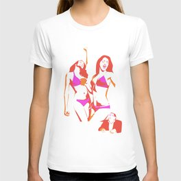 woo girls T-shirt