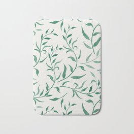 Leaves 4 Bath Mat