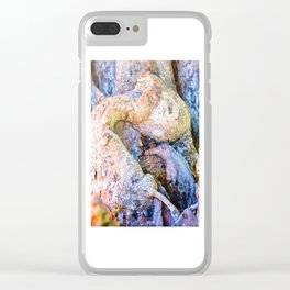 Living Bark Clear iPhone Case