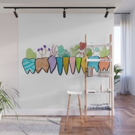 Succumolars Wall Mural