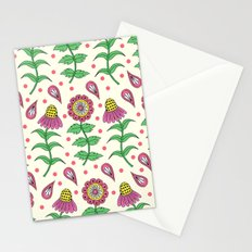 Sunny Floral Stationery Cards