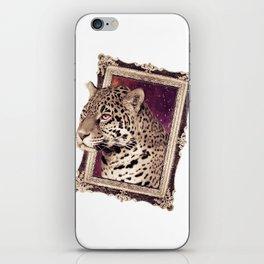 Space Jaguar iPhone Skin