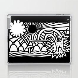 The Last Tree Falleth Laptop & iPad Skin