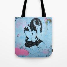 29 Blue Tote Bag