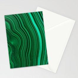Malachite no. 2 Stationery Cards