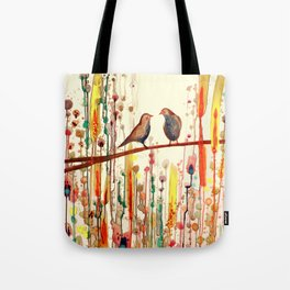 les gypsies Tote Bag