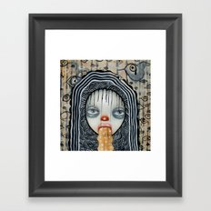Vomitorium Framed Art Print
