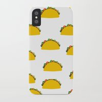 taco iPhone & iPod Cases featuring Taco  by Beautiful Artworks