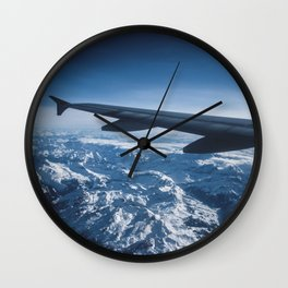 Sky Memories Wall Clock