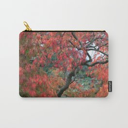 Japanese Maple Tree Carry-All Pouch