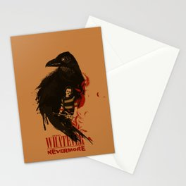 Oh Well, Whatever, Nevermore Stationery Cards