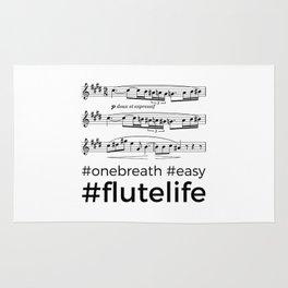 #flutelife #easy Rug