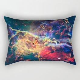 Cosmic Mountain Rectangular Pillow