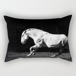 Horsepower Rectangular Pillow