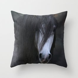 Beautiful Boy Throw Pillow