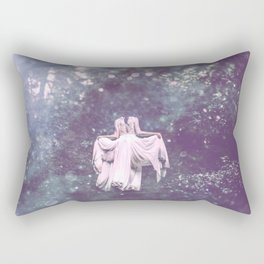 Summer Court Rectangular Pillow
