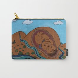 PACHAMAMA Carry-All Pouch