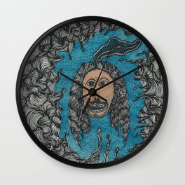 background story Wall Clock