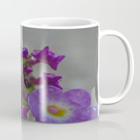 bath Mugs featuring Bath by Nicole Stamsek