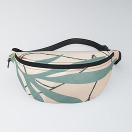 Minimal Line in Nature II Fanny Pack