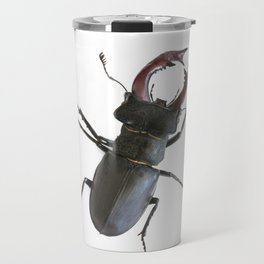 Stag beetle Travel Mug