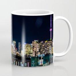 Toronto Night Moves Coffee Mug