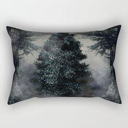 hidden tree Rectangular Pillow