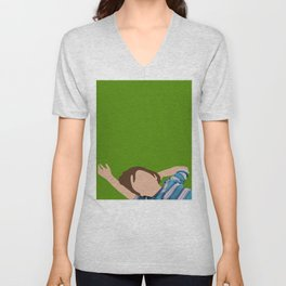Mason Boyhood movie Unisex V-Neck