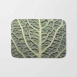 Cabbage Experiment Bath Mat
