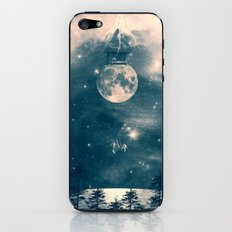 One Day I Fell from My Moon Cottage... iPhone & iPod Skin