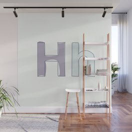 Hh Wall Mural