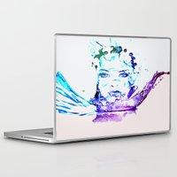 splash Laptop & iPad Skins featuring Splash by CLE.ArT.