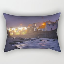 Ribeira Grande, Azores Rectangular Pillow