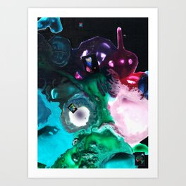 Khebs Art Print