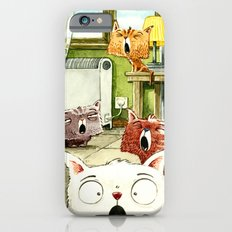 Kittens iPhone 6s Slim Case