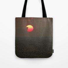 The Sun is Falling Tote Bag