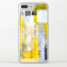 Busy, Busy Clear iPhone Case