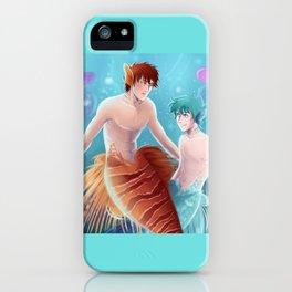 Kagami & Kuroko iPhone Case