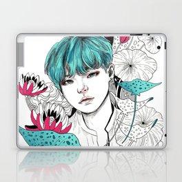 BTS Suga Laptop & iPad Skin