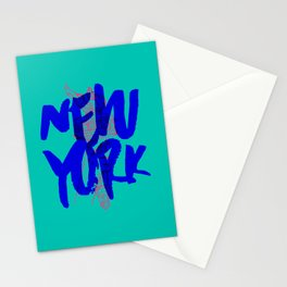 Place: New York Stationery Cards