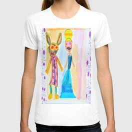 Masqueraders T-shirt