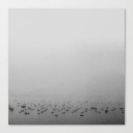 Rain in Rio Canvas Print