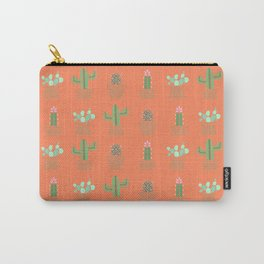 Many Cute Cacti Carry-All Pouch