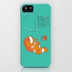 Jellyfish iPhone (5, 5s) Slim Case