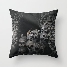 Kutna Hora near Prague Throw Pillow