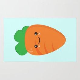 Cute Carrot Rug