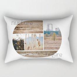 nurture|nature Rectangular Pillow