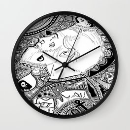 Rido Wall Clock