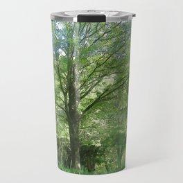 Tree park Travel Mug